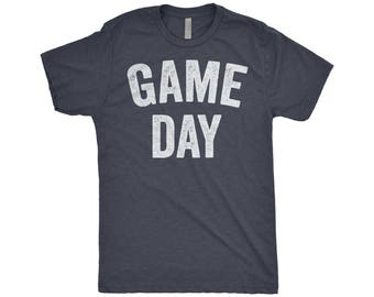 Game Day Shirt, It's Football Y'all, Tailgate Shirt, Fantasy Football, College Football, Fall Shirt, Next Level Apparel Tri-Blend Shirt