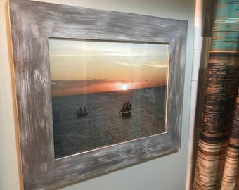 16x20 Picture Frame Rustic