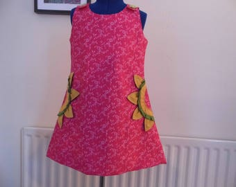 Handmade Girls Dress
