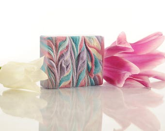 Palm-Free Handmade Soap with Shea Butter - Monkey Farts Fragrance