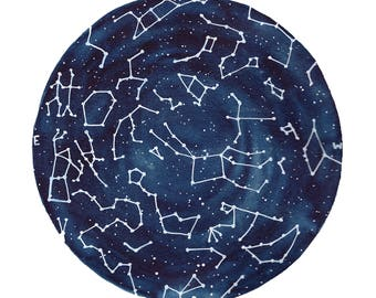 Custom Star Map - Celebrate a special night, Sky Map, Constellations, Wedding Gift, Birthday Gift, Made to Order