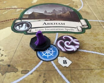 Eldritch Horror Eldritch Tokens (set of 20)