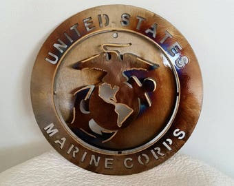 United States Marines - Wall Decoration