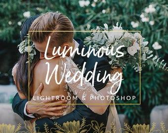 Luminous Film Wedding Lightroom Presets & Photoshop Filters for Photographers