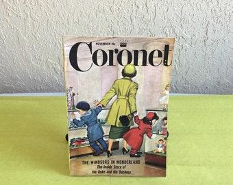 Coronet Magazine 1953