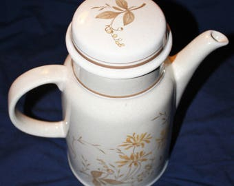 Royal Doulton Sandsprite Pattern, Coffee Pot 1977