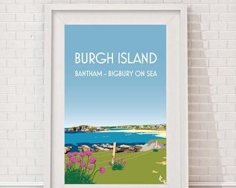Burgh Island, Bigbury on Sea & Bantham, Devon