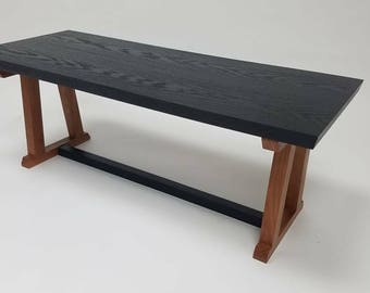 Nakashima Inspired Coffee Table