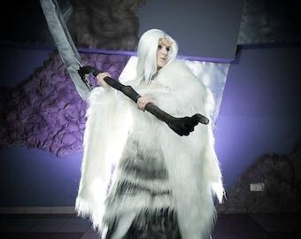 Dark souls Crossbreed Priscilla cosplay costume