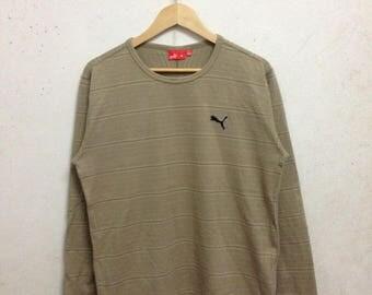 Vintage 90's Puma Sweatshirts Size M