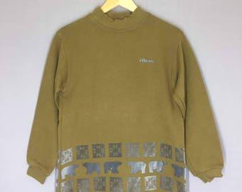 Vintage Ellesse Sweatshirt Size Medium