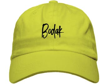 Bodak Yellow Baseball Dad Hat Strapback Humor Dat Hats Women's Hats Men's Hats