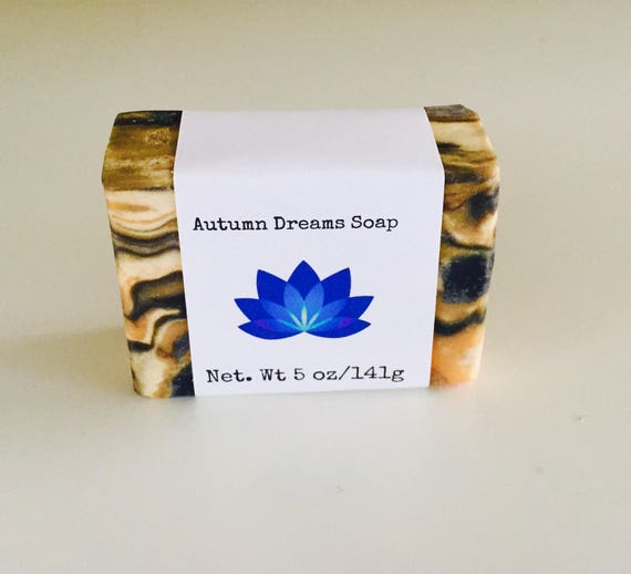 Autumn Dreams Soap