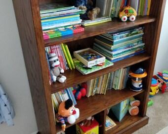 Hand made bookshelf