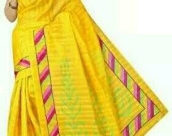 Indian Saree Bhagalpur Silk