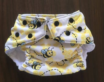 Buzzy Bee Pocket Diaper