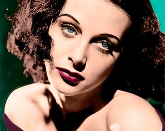 HEDY LAMARR PHOTO #11C