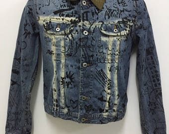 Vintage Dolce and Gabbana Jeans Jacket