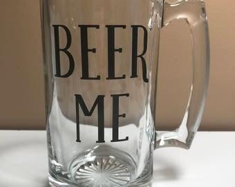 Beer Me Beer Mug