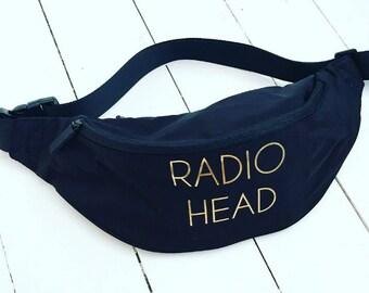 Radiohead Bumbag bum bag fanny pack uk seller
