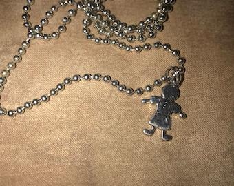 Little Boy Necklace
