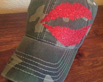 FREE shipping for a limited time!! New! LipSense Camo Cap