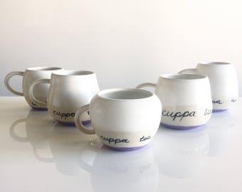Cuppa tea love? Mugs