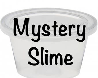 Mystery slime grab bag *READ DESCRIPTION*