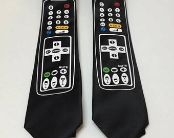 Remote Control 1  Necktie