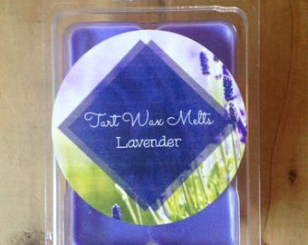Tart Wax Melts - Lavender