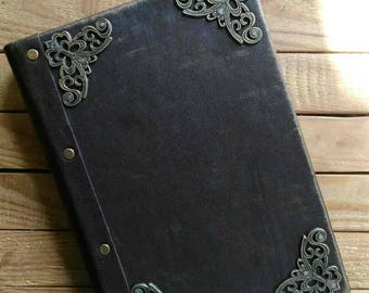 Vintage notebook. Handmade