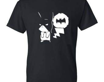 Batman Mens / Womens T-shirt High Quality Fashion Style Hand Crafted Apparel Bulk Orders Discounts !