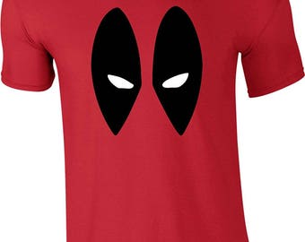 Deadpool Mens / Womens T-shirt High Quality Fashion Style Hand Crafted Apparel Bulk Orders Discounts !