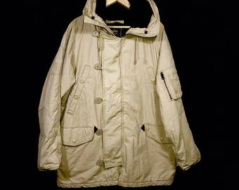 Alpha Industries parka long jacket