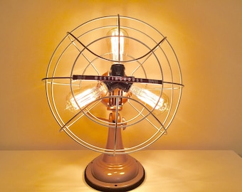 Vintage Westinghouse Fan Lamp