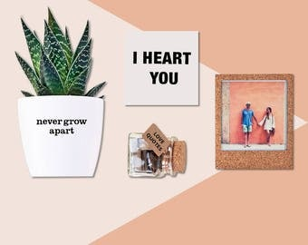 Love box - gifts for her, gifts for him, anniversary, valentine