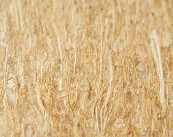 Natural Straw Fabric