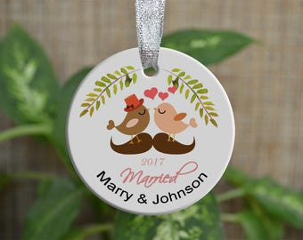 Personalized Christmas Ornament Baby First Christmas