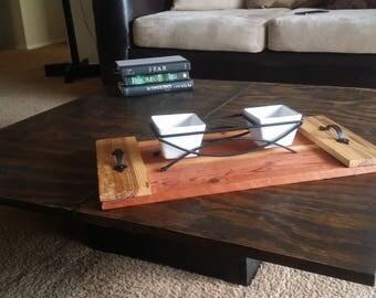 Japanese Chabudai inspired - Table Crate I: Hidden Treasure