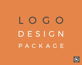 Logo Design Package: custom, logo design, branding, business logo, design service, watermark