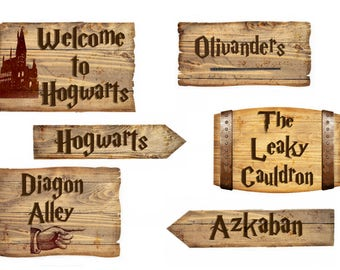 Rare image pertaining to harry potter signs printable