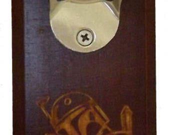 Bottle Opener Star Wars Boba Fett bounty hunter Magnetic  ~ Beer Opener ~