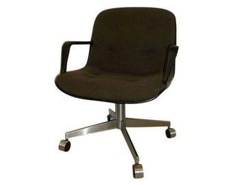 PRESIDENT'S DAY SALE  Mid Century Modern Steelcase Pollock Office Chair
