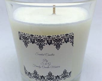 Soy Candle Baby Powder