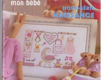 Cross stitch magazine needle N 14 special issue - Véronique Enginger