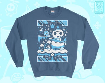 Tidus Laugh SWEATER Jolly Tidings // Final Fantasy X FFX //