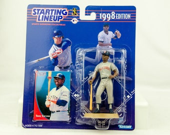 Starting Lineup Baseball 1998 Series Tony Gwynn Action Figure Padres