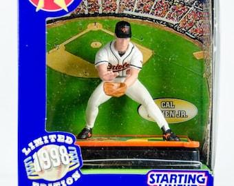 Starting Lineup 1998 Stadium Stars Baltimore Orioles Cal Ripken Jr Action Figure