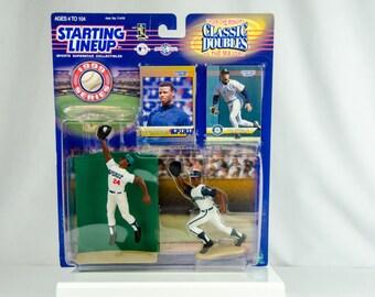 Starting Lineup Baseball 1999 Classic Doubles Ken Griffey Jr. Action Figure