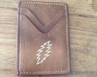 Grateful Dead Bolt Wallet